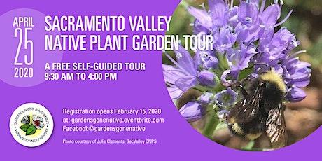 Virtual 10th annual Gardens Gone Native Garden Tour tickets
