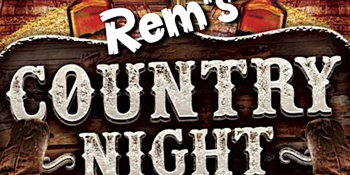 Rem's Country Music Nights 2020