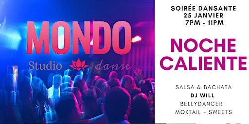 Noche Caliente - Soirée danse Latine