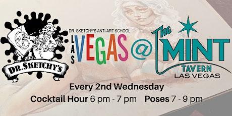 Dr. Sketchy's Las Vegas @ The Mint Tavern Mar 11, 2020 tickets