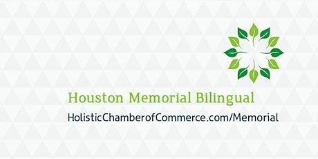 HCC -Houston Memorial Bilingual - January Meeting tickets
