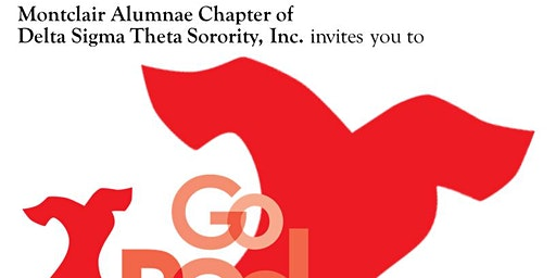 Montclair Alumane Chapter of ΔΣΘ Sorority, Inc. Go Red for Women