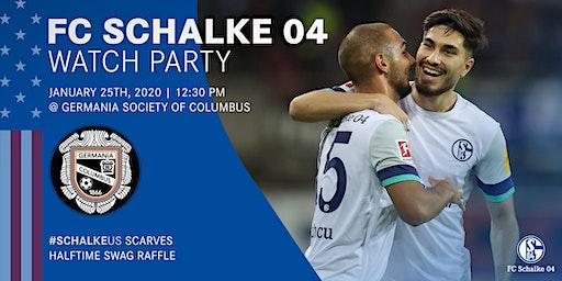 FC Schalke Watch Party vs Bayern Munich - Germania Columbus