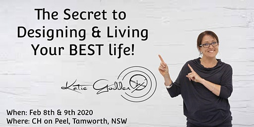 The Secret to Designing & Living Your BEST life