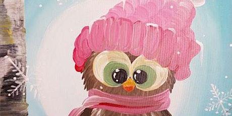 An Evening w/ Paintergirl~Frozen Owl~ All ages tickets