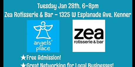 2020 Mingle For A Cause - Benefiting Angel's Place tickets