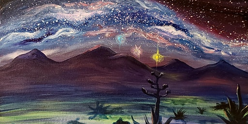 Paint Night at Fort Brewery and Pizza