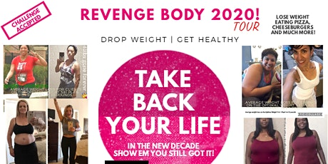 Revenge Body 2020 Weight Loss Challenge! (Closter) tickets