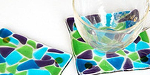 Fused Glass Workshop - 4th Thursday's