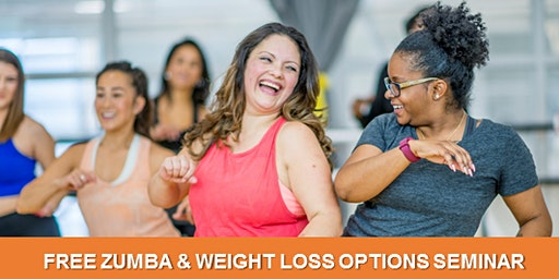 Free Zumba & Weight Loss Options Seminar