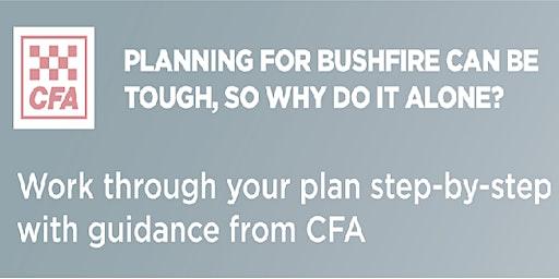 Mt Evelyn CFA Seasonal Update and Bushfire Planning Workshop