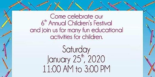 FREE Children's Festival