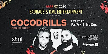 COCODRILLS @ Bauhaus tickets