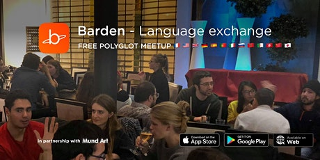 Barden Linguistics Free Polyglot Meetup in Marseille (ended) tickets