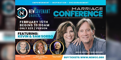 New Covenant Church 2020 Marriage Conference  tickets