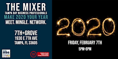 The Mixer: Make 2020 Your Year tickets