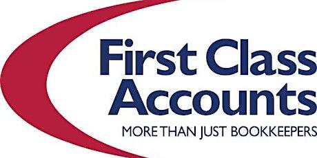 First Class Accounts Bookkeeping Information Seminar Brisbane tickets