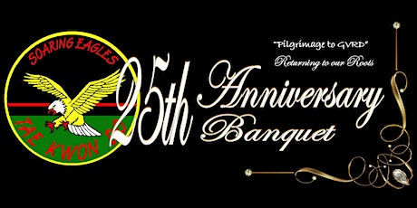 25th Anniversary Banquet and Fundraiser tickets