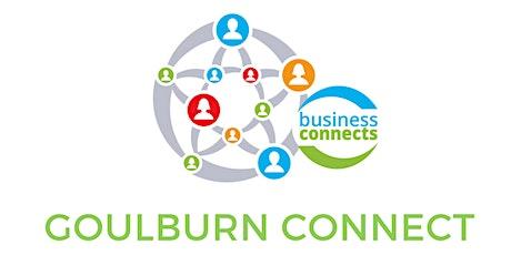 Goulburn Connect tickets