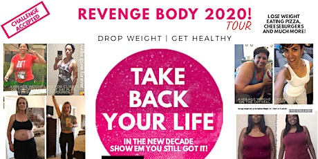 Revenge Body 2020 Weight Loss Challenge! (West Orange) tickets