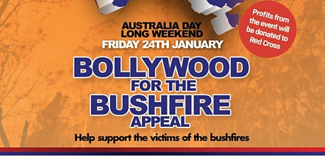 Bollywood For The Bushfire Appeal tickets
