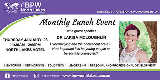BPW North Lakes January Lunch