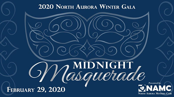 North Aurora Mothers Club - Midnight Masquerade Gala image