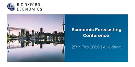 BIS Oxford Economics Business Forecasting Conference - Auckland tickets