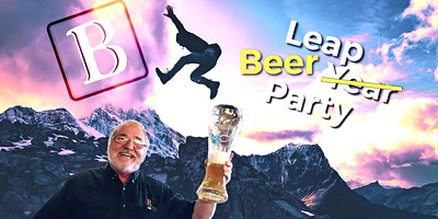 Beda's Leap Beer (Year) Party!