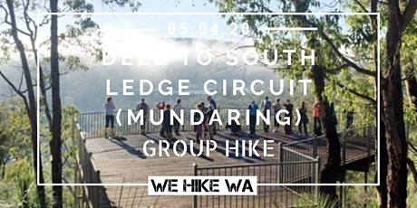 Dell To South Ledge Circuit Group Hike tickets