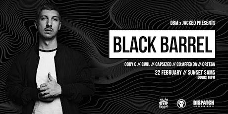 Black Barrel // Dunedin tickets