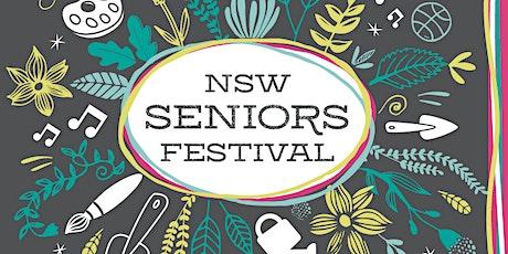 HammondCare Volunteer Information Session & Movie - NSW Seniors Festival tickets