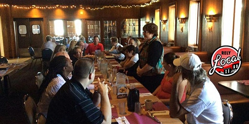 RelyLocal Networking Lunch at the All New Mi Tierra