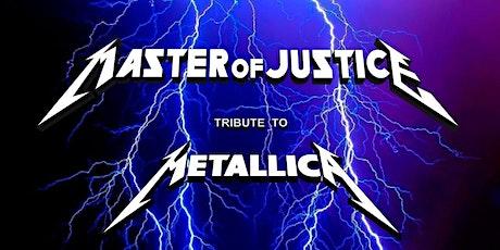 McKinney's Vintage Pub Presents Metallica Tribute/Master Of Justice tickets