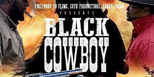 Black Cowboy Movie Screening