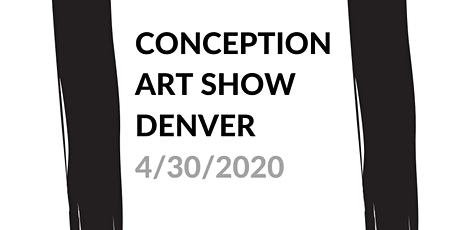 Conception Art Show - Denver tickets