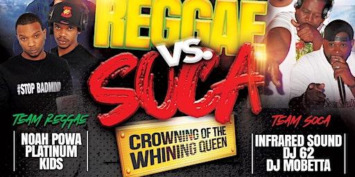 Reggae VS Soca