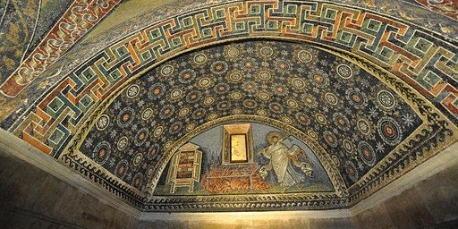 BRAG Art History Lecture: Byzantine Mosaics at Ravenna