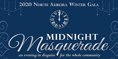 North Aurora Mothers Club - Midnight Masquerade Gala tickets