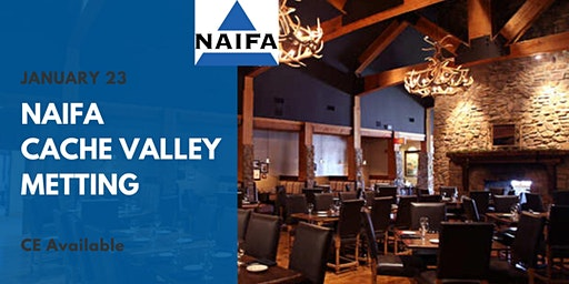 NAIFA Cache January Meeting