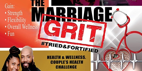 The Marriage Grit Pulse Check Event tickets