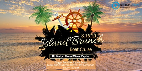 Island Brunch Boat Cruise tickets