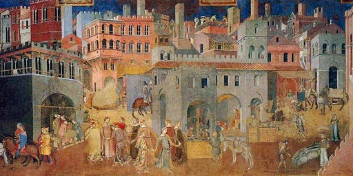 BRAG Art History Lecture: Good and Bad Government at Medieval Siena