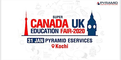 Super Canada UK Education Fair 2020 - Kochi