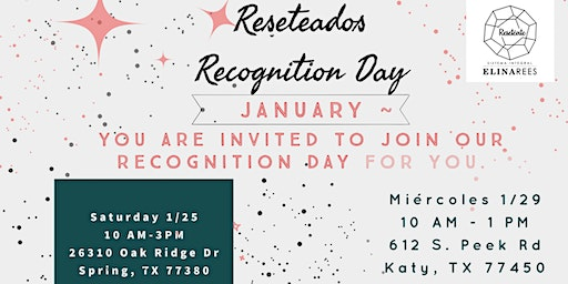 Reseteados Recognition Day