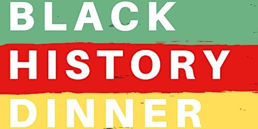 Black History Dinner 2020