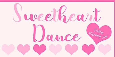 Sweetheart Dance tickets