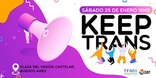 KEEP TRANS 2020 BUENOS AIRES