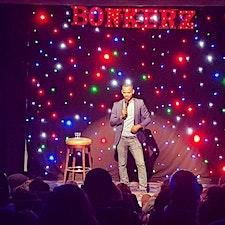 Las Vegas Entertainment & BonkerZ Comedy Clubs Australia logo