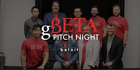 gBETA Beloit Pitch Night Fall 2019 tickets